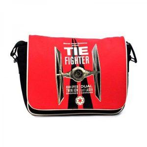 Star Wars Messenger Bag – Tie Fighter Badge