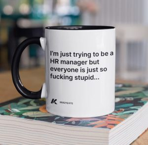 HR Manager Coffee Mug