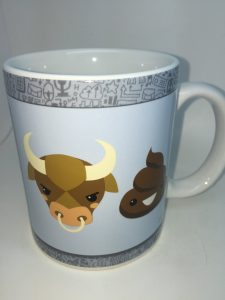 Bull Shit Coffee Mug