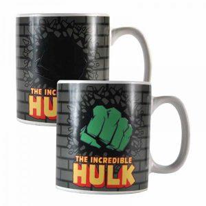Marvel Hulk Heat Changing Mug