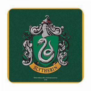 Harry Potter Coaster- Slytherin Crest