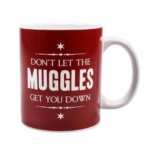 Harry Potter Boxed Mug -Muggles