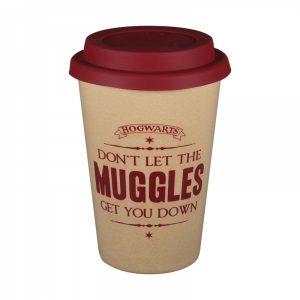 Harry Potter Travel Mug – Don't Let The Muggles Let Yo Down