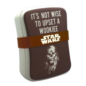 Star Wars Bamboo Lunch Box-Chewbacca (Upset A Wookiee)