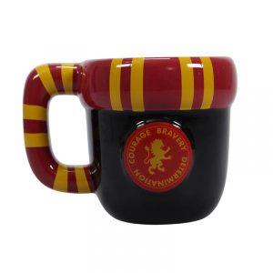 Harry Potter Shaped Mug -House Pride Gryffindor