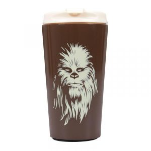 Travel Mug (Metal) – Star Wars (Chewbacca)