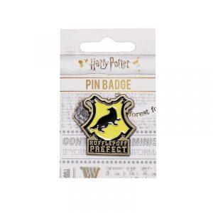Pin Badge Enamel – Harry Potter (Hufflepuff Prefect)