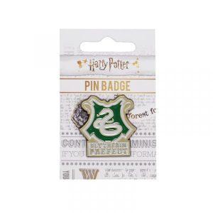 Pin Badge Enamel – Harry Potter (Slytherin Prefect)
