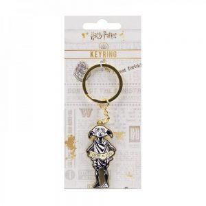 KEYRING (WITH HEADER CARD) – HARRY POTTER (DOBBY)