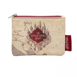 PURSE SMALL – HARRY POTTER (MARAUDERS MAP)