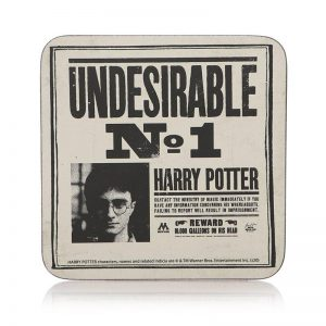 COASTER SINGLE – HARRY POTTER (UNDESIRABLE NO1)