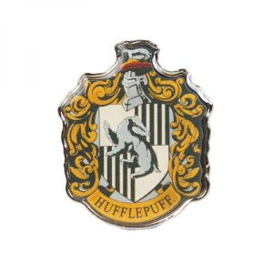 Harry Potter Enamel Badge – Hufflepuff