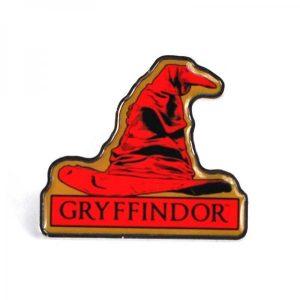 Harry Potter Enamel Badge-Gryffindor Sorting Hat