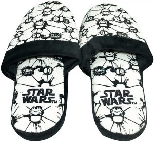 Star Wars Stormtrooper All Over Print Adult Mule Slippers