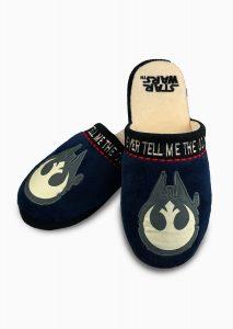 Star Wars Hans Solo Adult Mule Slippers