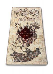 Marauders Map Harry Potter 76 x 133 indoor mat