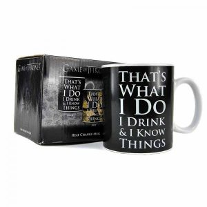 Game of Thrones Heat hanging Mug-Tyrion Lannister