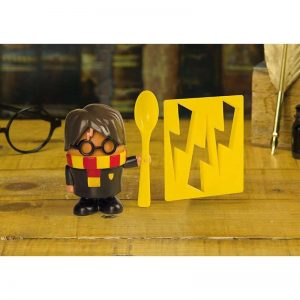 Harry Potter Egg Cup and and toast cutter set