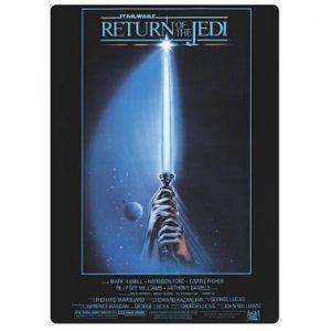 Star Wars Metal Magnet Return of the Jedi