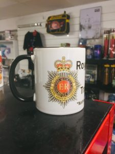 Royal Corps of Transport-Coffee-Travel Mugs