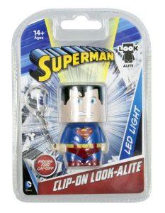 DC Comics Superman Clip-on Look-ALite