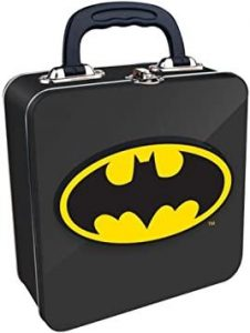 Batman Lunch Box- Bat Sign