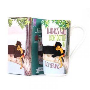 Disney latte mug-Jungle Book