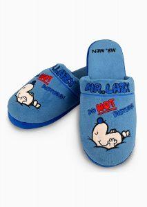 Mr Men & Little Miss – Mr Lazy Slippers