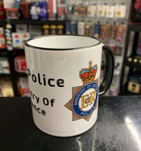 MoD Police Coffee-TravelMugs