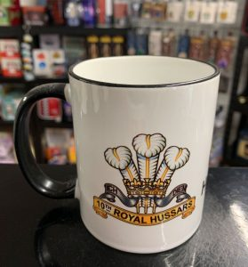 10th Royal Hussars, Coffee Mug-Travel Mugs