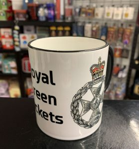 The Royal Green Jackets Coffee-Travel mugs
