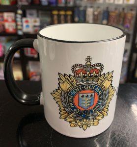 Royal Logistic Corps Coffee-Travel Mugs