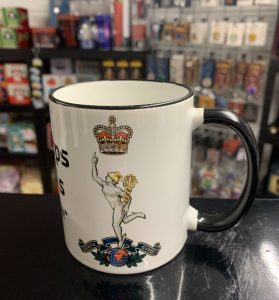 Royal Corps of Signals Coffee-Travel Mugs
