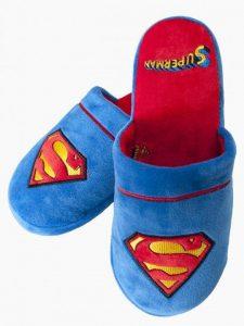 DC Comics Superman Adult Mule Slippers