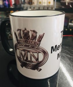 Merchant Navy Travel-Coffee Mug