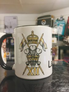 12th Royal Lancers Coffee-Travel Mugs