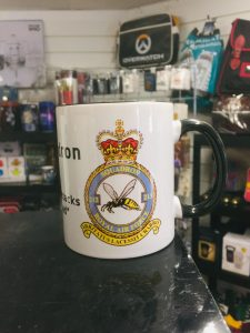 213 Squadron RAF Coffee/Travel Mug