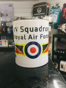 4th (IV) Squadron RAF, Coffee-Travel Mugs