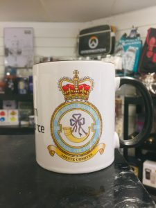 32 Squadron RAF Coffee/Travel Mug