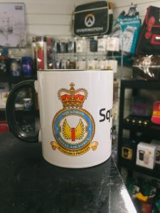 1 Squadron RAF Coffee-Travel Mugs