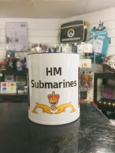 Royal Navy Subs Coffee-Travel Mugs