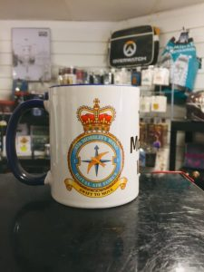 1 Air Mobility RAF Coffee-Travel Mug