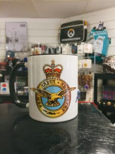 RAF Coffee-Travel Mugs