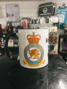 RAF Police Coffee-Travel Mugs
