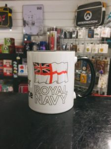 Royal Navy Coffee-Travel mugs