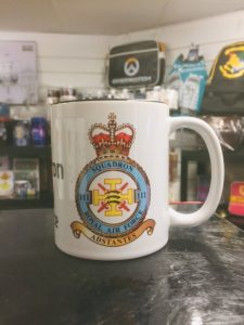 111 Squadron RAF Coffee-Travel Mugs
