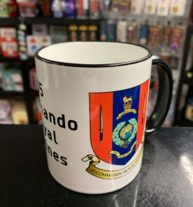 45 Commando Royal Marines Coffee-Travel Mug