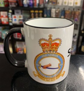 115 Squadron RAF Coffee-Travel Mugs