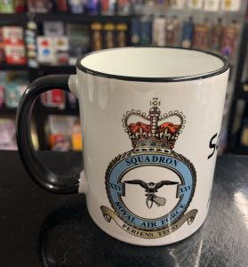 25 Squadron RAF Coffee-Travel Mug