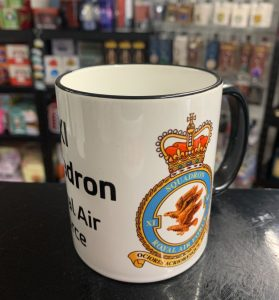 11 (XI) Squadron RAF Coffee-Travel Mugs